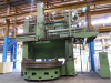 4000mm Swing, 2 Axis CNC Double Column Vertical Borer with Octagonal Ram, Siemens Sinumerik 840C Control