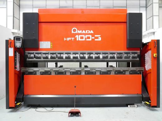 ... Axis CNC Press Brake, CD2000 Control for sale : Machinery-Locator.com