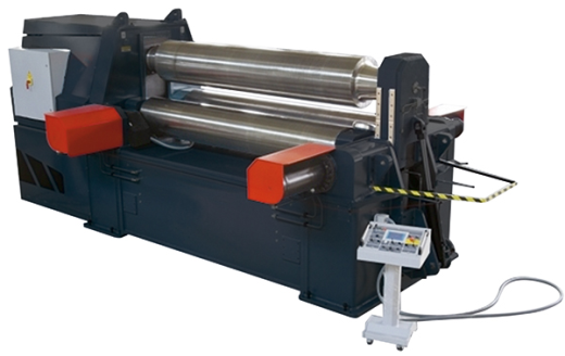 DURMA Heavy Duty HRB Plate Rolls – NEW for sale ...