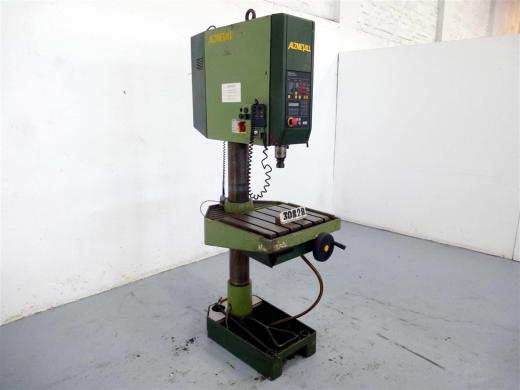 programmable drilling machine