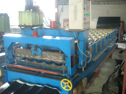 roll former machine for sale
