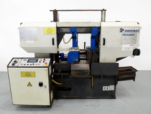 ... Horizontal Bandsaw, 330mm Capacity for sale : Machinery-Locator.com