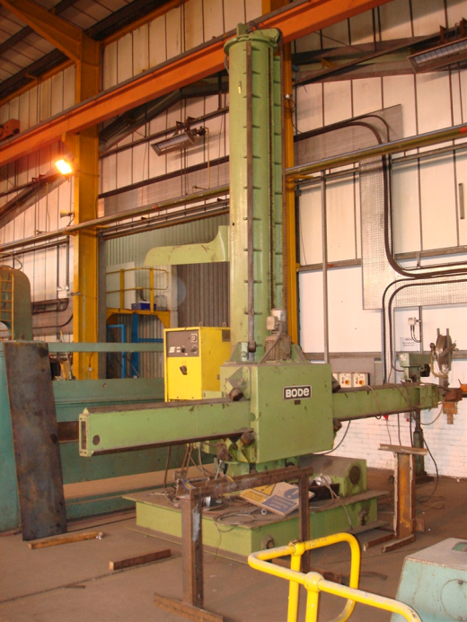 ... Base Heavy Duty Column and Boom for sale : Machinery-Locator.com