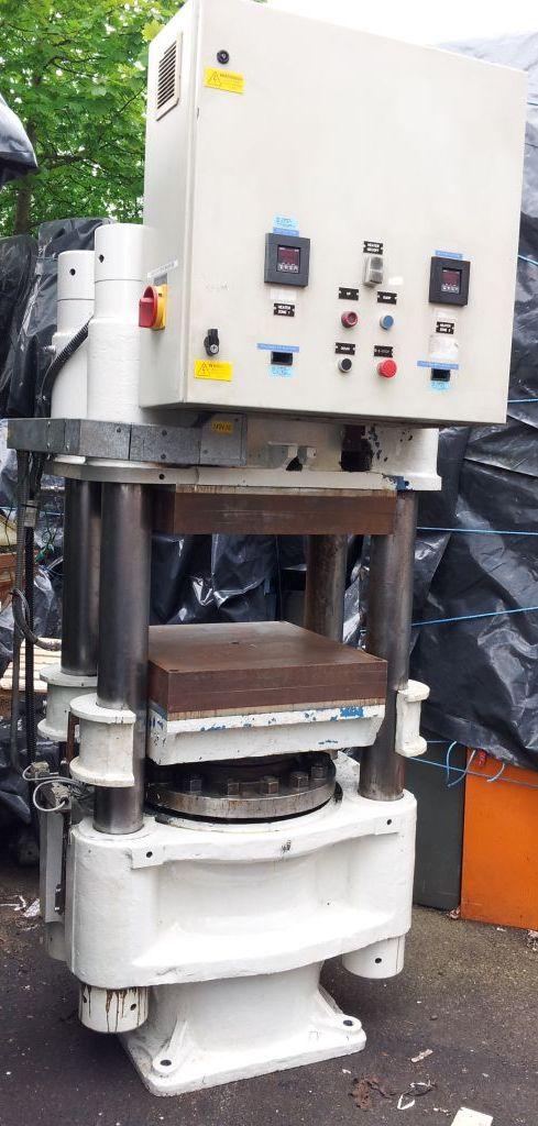 ... Francis four column upstroking press for sale : Machinery-Locator.com
