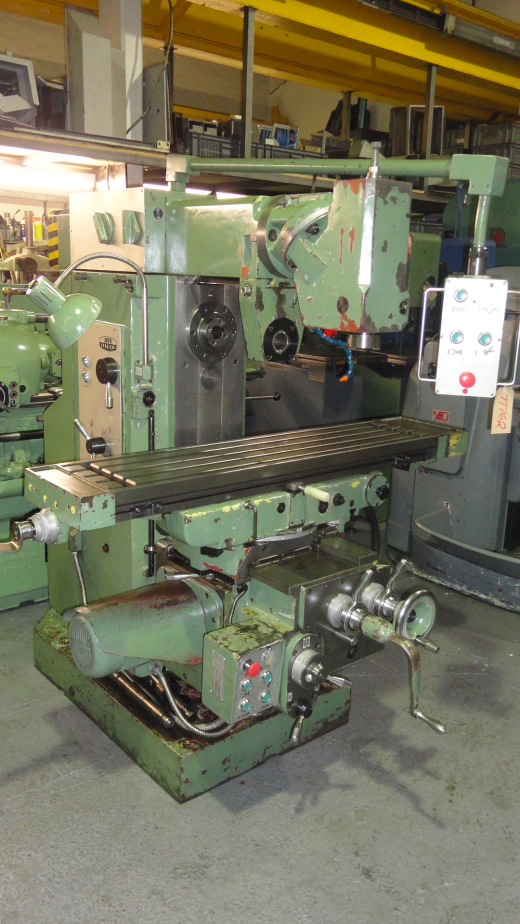 Gate Giewont FWD 32J Universal Milling Machine for sale ...