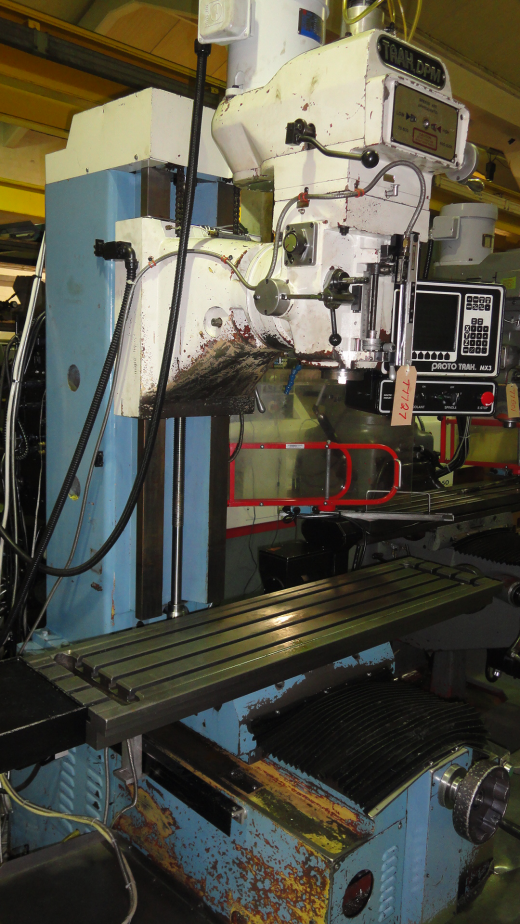 ... TRAK.DPM Bed Type CNC Milling Machine for sale : Machinery-Locator.com