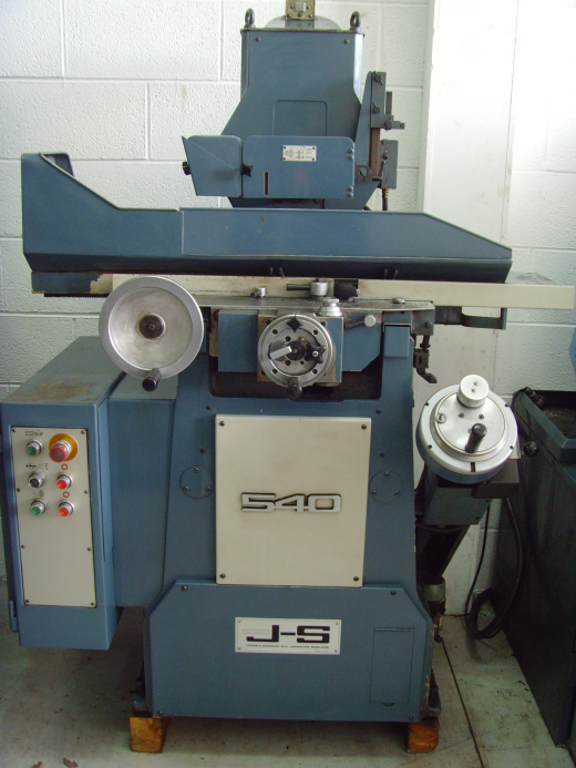 JONES & SHIPMAN 540P Surface Grinder for sale : Machinery ...