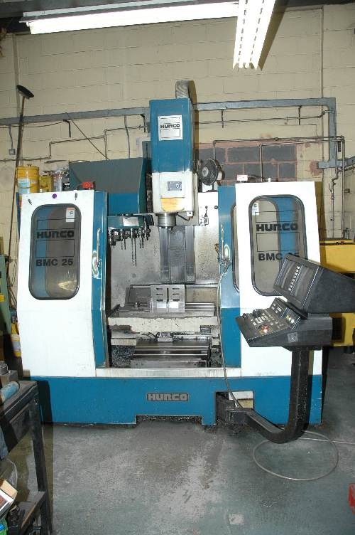 ... BMC 25 Vertical Machining Centre for sale : Machinery-Locator.com