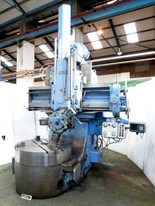 ... Vertical Borer with Elevating Rail for sale : Machinery-Locator.com