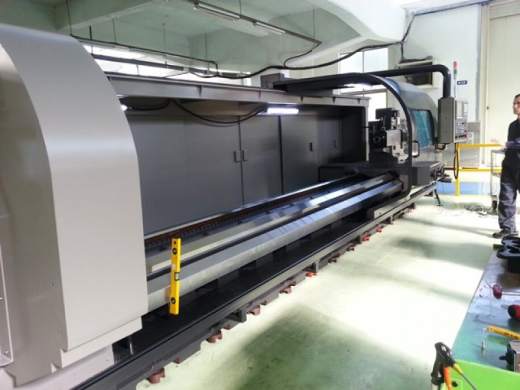 ... Mega 100 6,000mm CNC Lathe – NEW for sale : Machinery-Locator.com