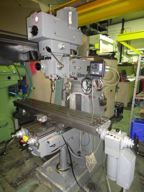beaver milling machine