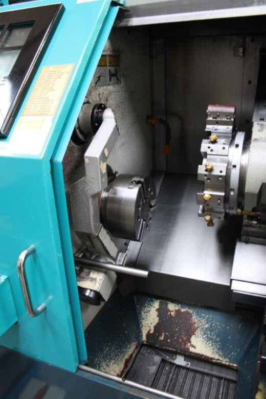 Dugard Eagle 20 2 Axis Cnc Lathe For Sale Machinery