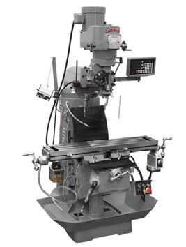 ASTRA 3VS Turret Mill - NEW for sale : Machinery-Locator.com