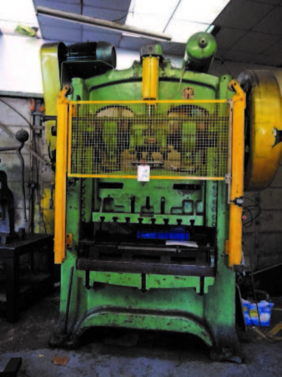HME DCP 6 150 Ton Power Press for sale : Machinery-Locator.com