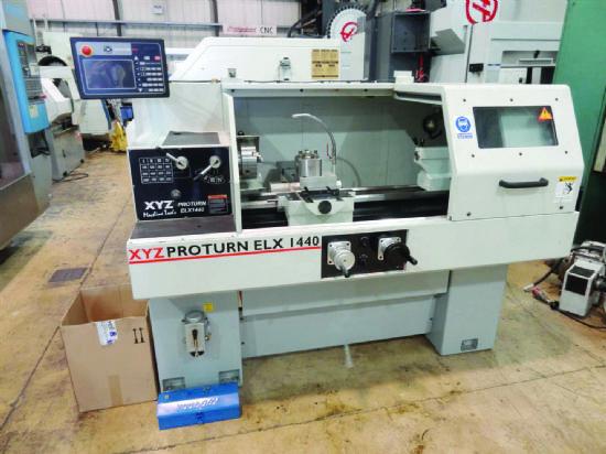 XYZ Proturn ELX 1440 CNC Lathe for sale : Machinery ...