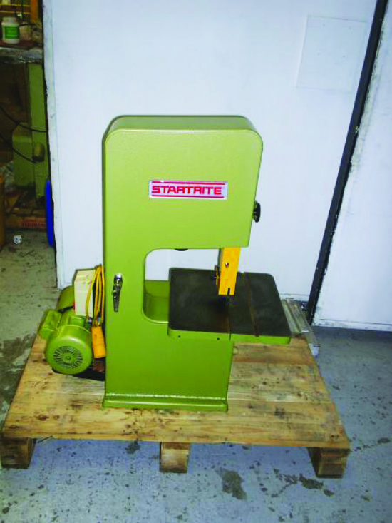Startrite Bandit 10 Speed 1 Ph 110v Bandsaw For Sale