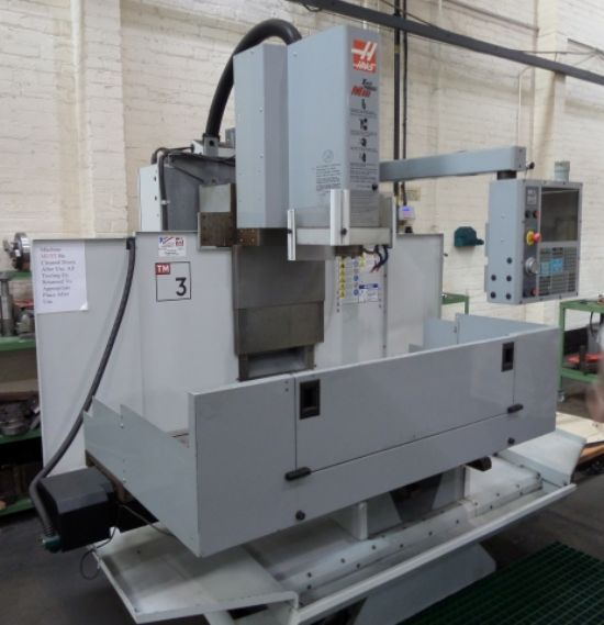 HAAS TM-3 CNC Toolroom Mill For Sale : Machinery-Locator.com