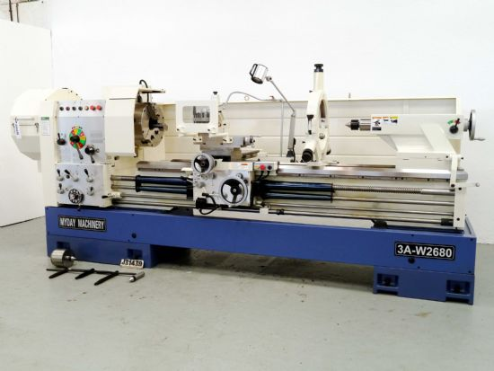 ... Duty Precision Gap Bed Lathe - NEW for sale : Machinery-Locator.com