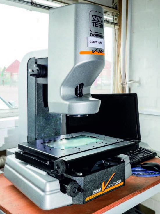... 06830401 Optical Measuring Machine for sale : Machinery-Locator.com