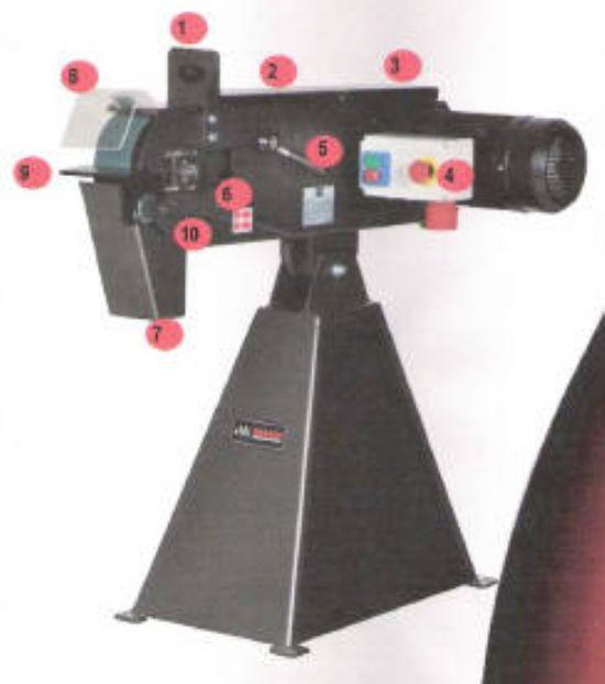 TENGA Belt Grinders - NEW for sale : Machinery-Locator.com