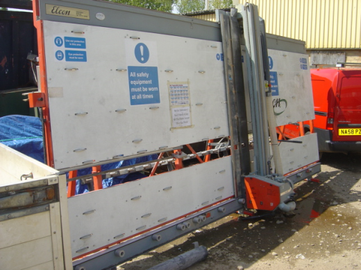 Wall Saw Equipment Sales : Elcon rs wall saw vertical panel for sale