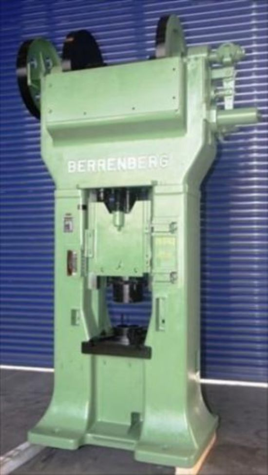 Berrenberg screw press for sale : Machinery-Locator.com