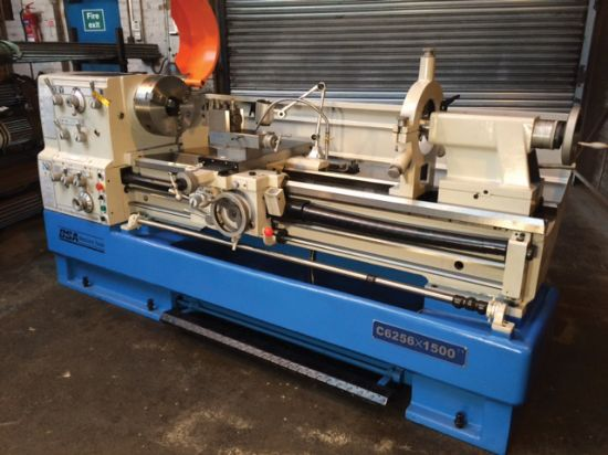 ... C6256 x 1,500mm Gap Bed Centre Lathe for sale : Machinery-Locator.com