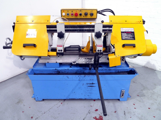 250MM SEMI AUTOMATIC HORIZONTAL BANDSAW for sale ...