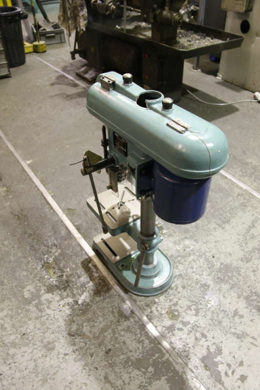 Fobco Star Bench Drilling Machine For Sale Machinery
