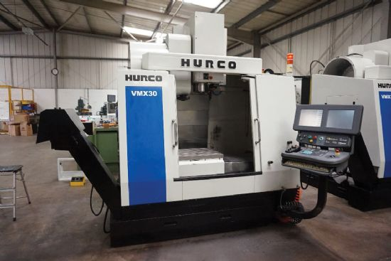 HURCO VMX30 Vertical Machining Centre (2006) for sale : Machinery-Locator.com