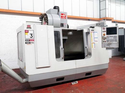 CNC Vertical Machining Centre for sale : Machinery-Locator.com