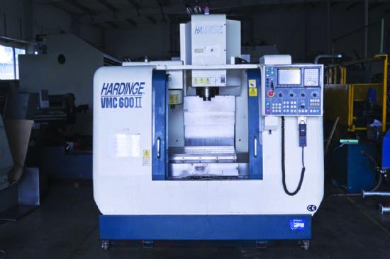 Hardinge Vmc 600 Ii Cnc Vertical Machining Center For