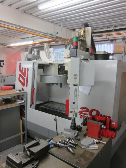 haas machine for sale