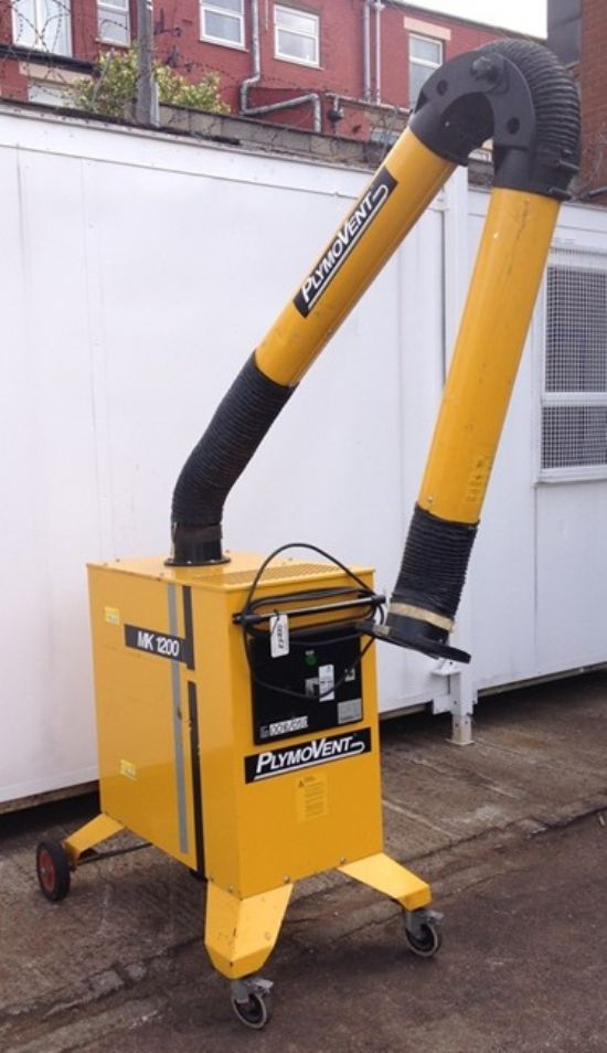 Plymovent Extraction Unit MK 1200 for sale : Machinery ...