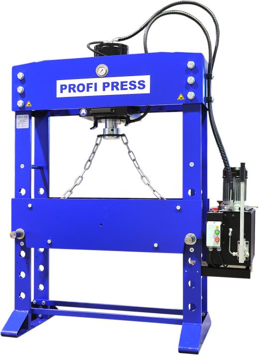press machine locator