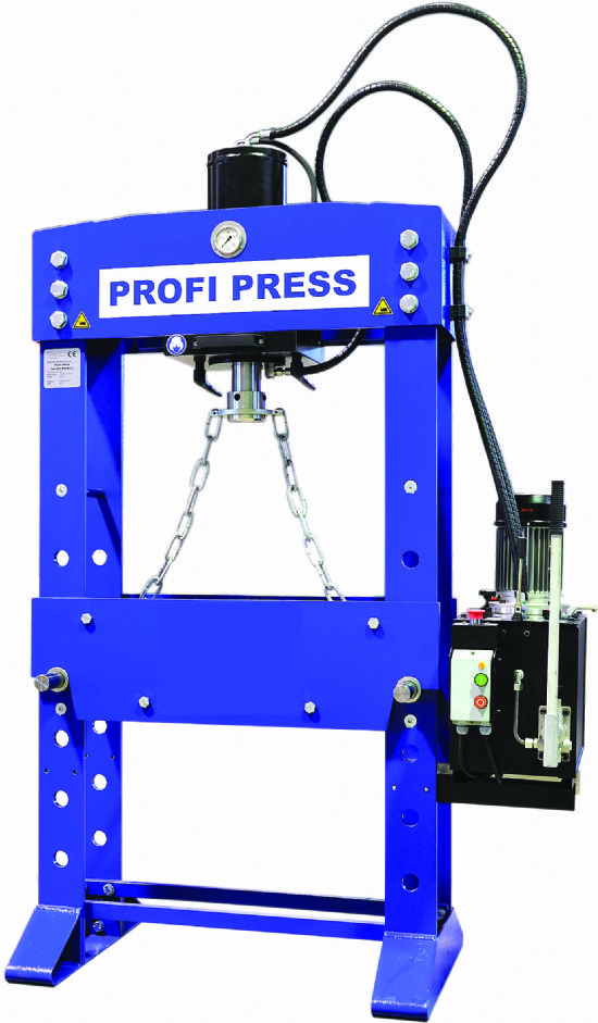 New RHTC 100 ton Hydraulic Double Sided Press for sale : Machinery ...