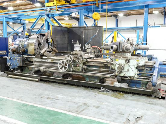 HERBERT 12B Long Bed Combination Turret Lathe for sale ...