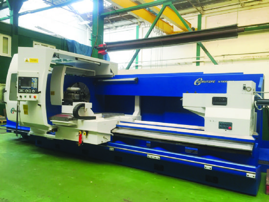 GURUTZPE MODEL A -1600 CNC Oil Country Lathe for sale ...
