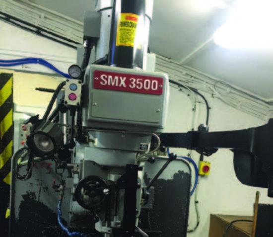 prototrak milling machine for sale