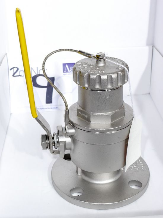"... MMC Vapour Control Valves Model ""MB"" for sale : Machinery-Locator.com"