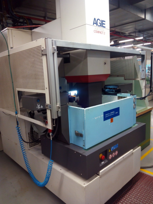 Agie 'Compact II' EDM Machine for sale : Machinery-Locator.com