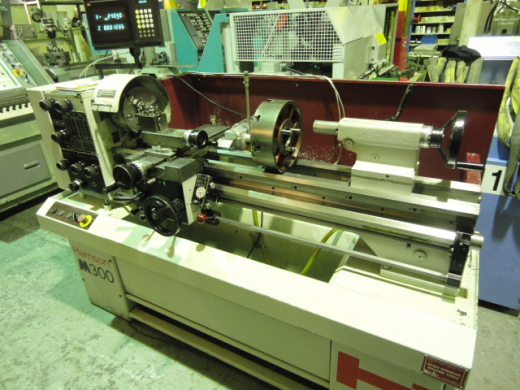 Harrison M300 x Tool Room Centre Lathe for sale : Machinery-Locator ...