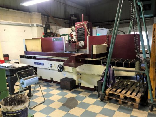 CHEVALIER FSG-2060TC Surface Grinder for sale : Machinery-Locator.com