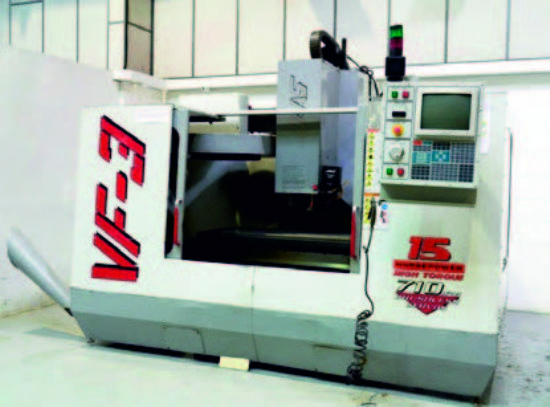 haas milling machine for sale