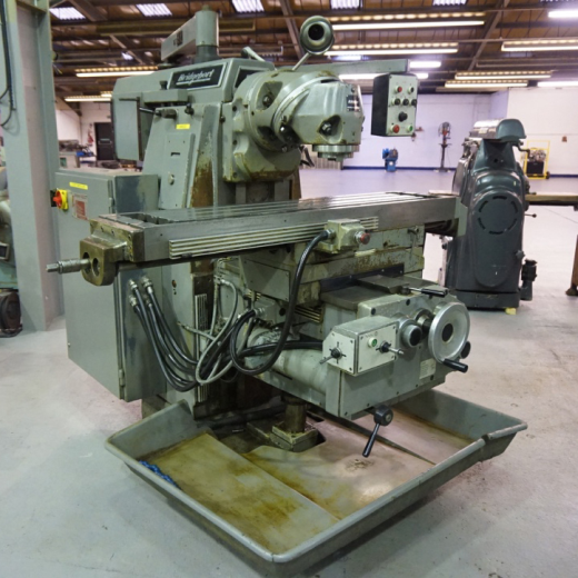 ... 2S Universal Milling Machine for sale : Machinery-Locator.com