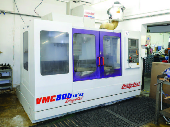 bridgeport model vmc 800 lr 22 digital vertical machining. Black Bedroom Furniture Sets. Home Design Ideas