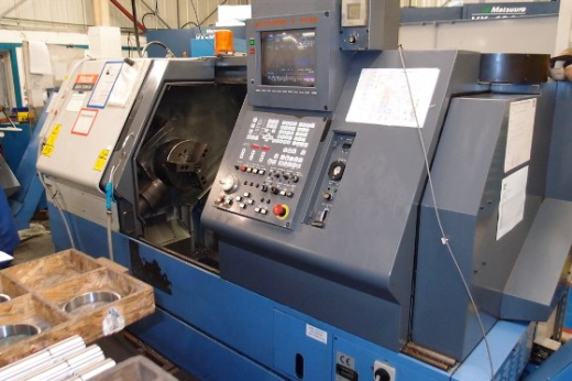 Mazak Quick Turn 30 Slant Bed 2 Axis Cnc Lathe For Sale