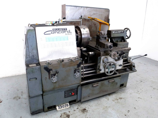 "Gap Bed Centre Lathe, 10.3/4"" x 24"" / 273mm x 610mm for sale : Machinery-Locator.com"