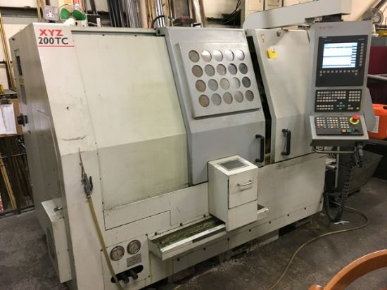 Xyz Tc 200 With Siemens 810d For Sale Machinery Locator Com