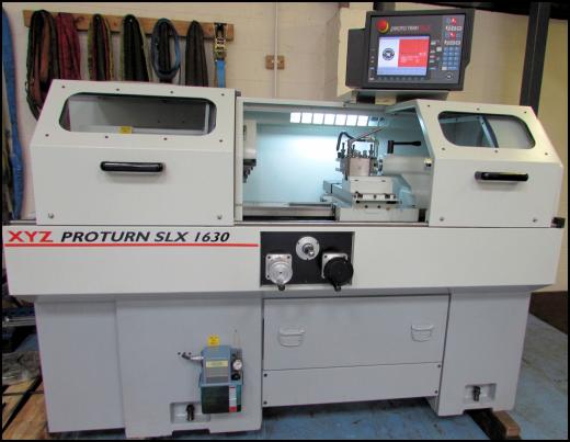 2011 XYZ Proturn SLX 1630 Lathe for sale : Machinery ...